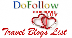 Travel Blogs List